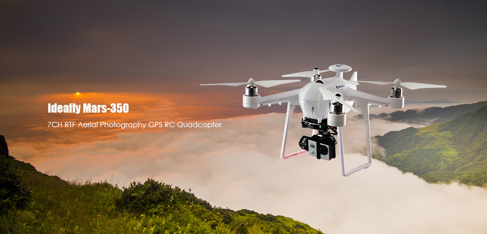 Ideafly Mars - 350 RC Quadcopter