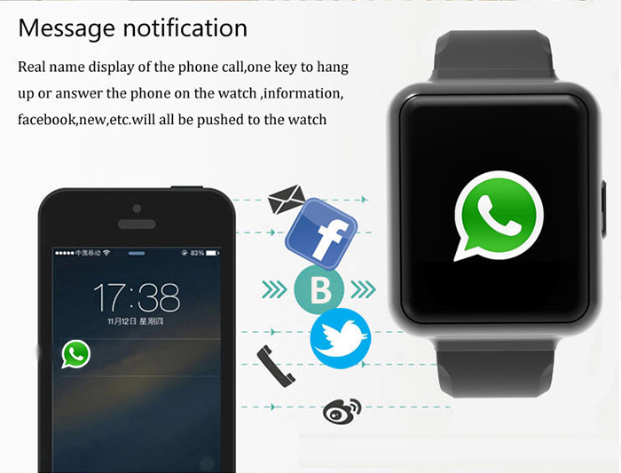 Message Notifications