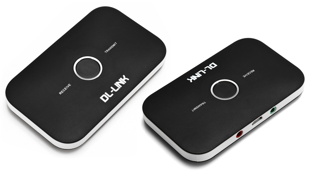 DL - LINK TS - B6 Wireless HiFi Bluetooth 4.1 Receiver with 3.5mm Audio Port