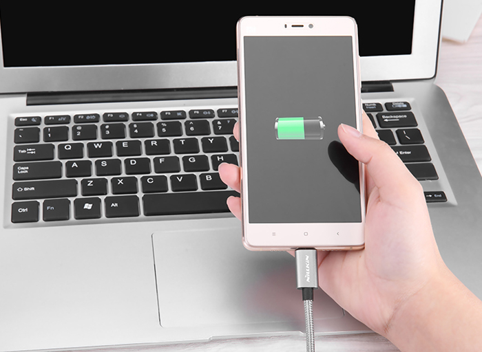 Nillkin Type-C to USB 3.0 High Speed Data Transfer and Charging Cable - 1m