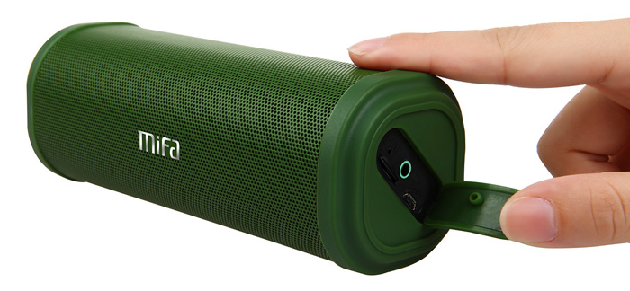 MIFA F5 Wireless Bluetooth Speaker Music Player for Outdoor