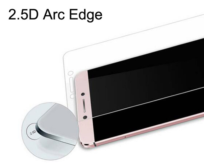 ASLING Tempered Glass Screen Protective Film for Letv 2 / 2 Pro 0.26mm 2.5D 9H Explosion-proof Membrane