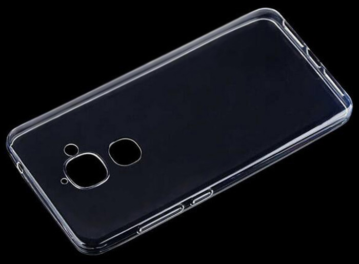 ASLING Transparent TPU Soft Case for Letv 2 / 2 Pro Ultra Thin Phone Protector