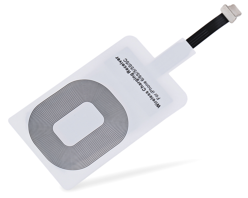 8-pin Input Devices Wireless Charging Adapter Module Long Type