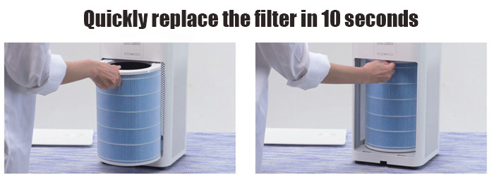 Original Xiaomi Mi Air Purifier Filter High Efficiency Particulate Arrestance - Economic Version