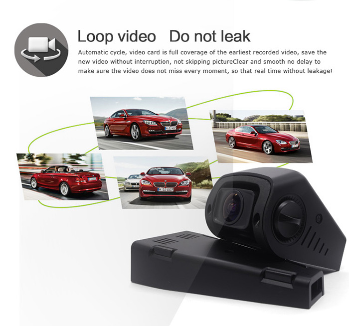 A118C - B40C 1080P Full HD 170 Degree Wide Angle Lens 1.5 inch TFT Screen Safe Capacitor Car DVR Dash Cam Video Recorder Support AV Out Hidden Mode Motion Detection Loop Cycle Recording G-sensor