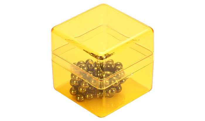 64pcs 5mm Round Magnetic Ball Puzzle Novelty Toy for DIY