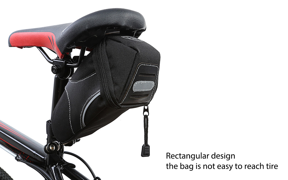 B - SOUL YA130 Mountain Bike Saddle Seat Bag