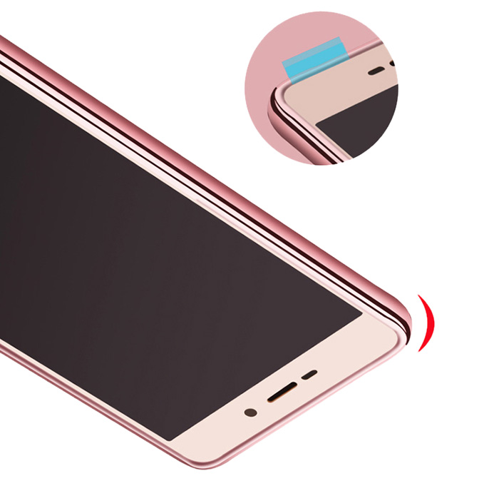 ASLING Ultra-thin Protective Back Cover Case for Xiaomi Redmi 3 Pro / 3S TPU Electroplated Edge Design Mobile Shell