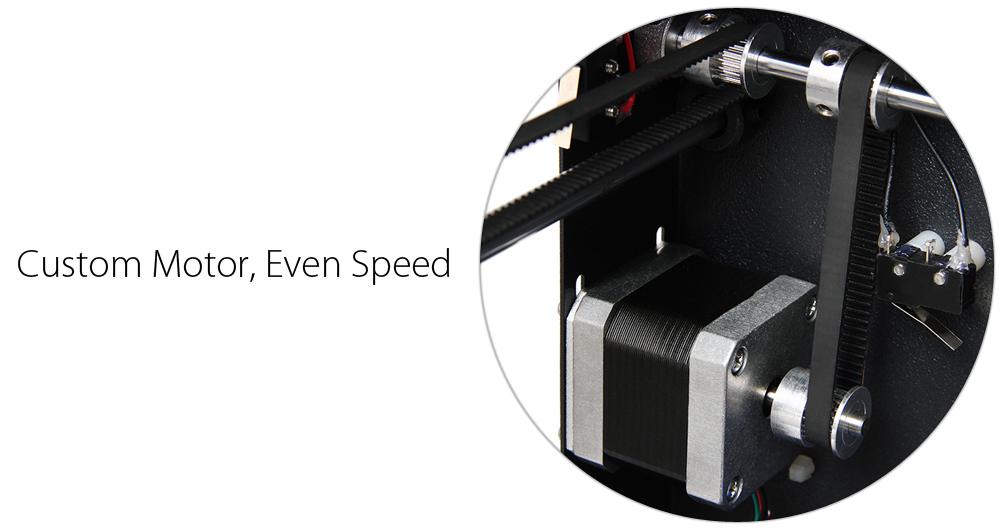 Geeetech Me Creator 3D Desktop Printer LCD Screen Display with SD Card Off-line Printing Function