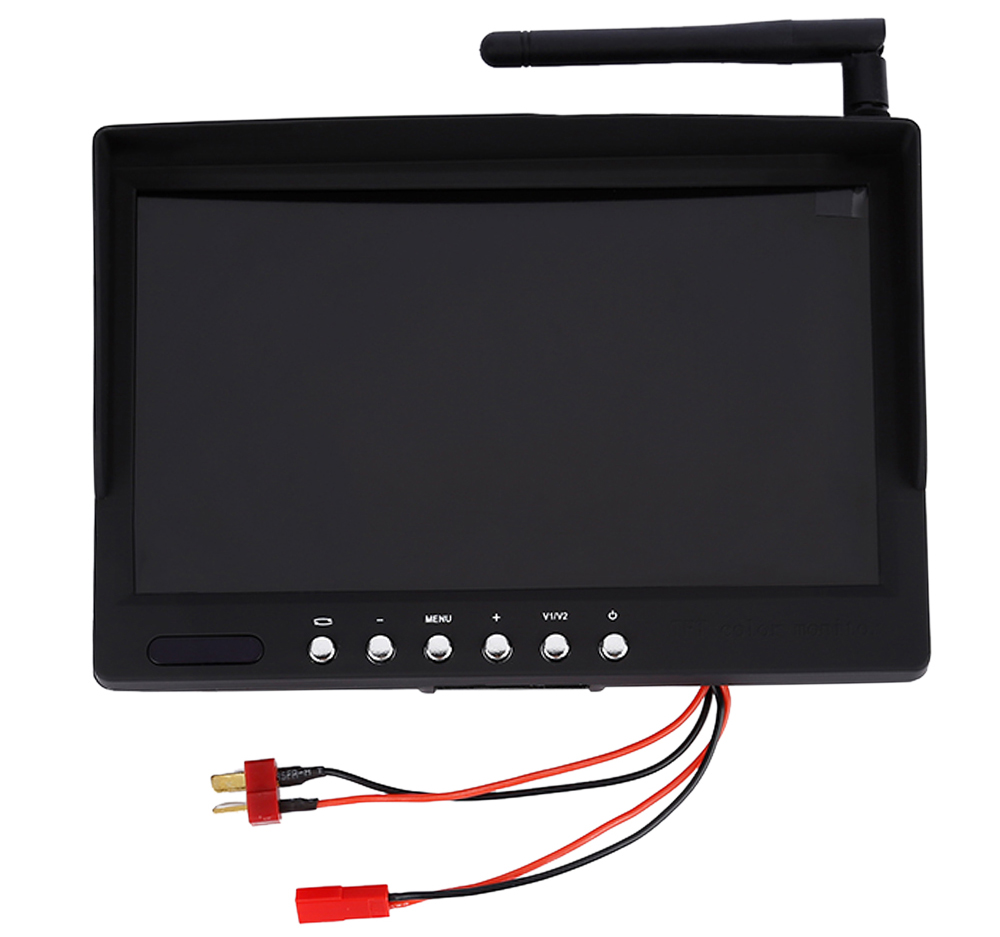 7 inch 5.8G 40CH FPV Monitor Display Screen Set Accessory for DJI Phantom Quadcopter