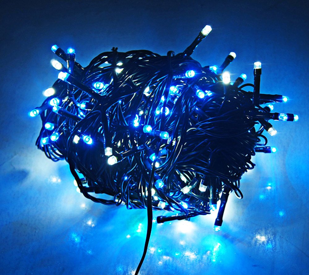 50M 250 LED String Light 24V Low Voltage Water Resistance for Christmas Holiday Wedding Party