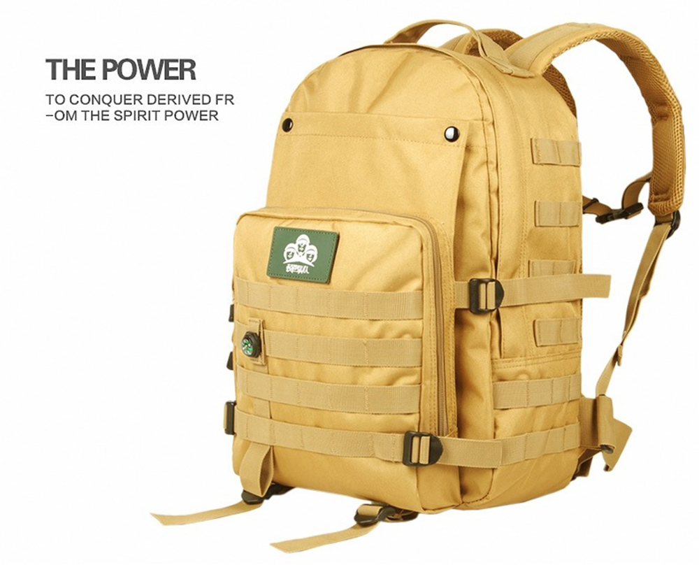 Tonpar 040 Waterproof Casual Tactical Backpack