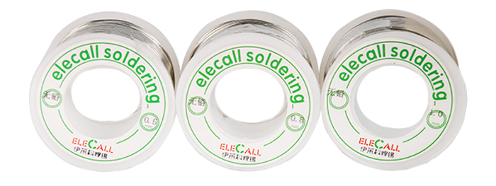 ELECALL 1mm Electric Tin Solder Wire for Welding Tool