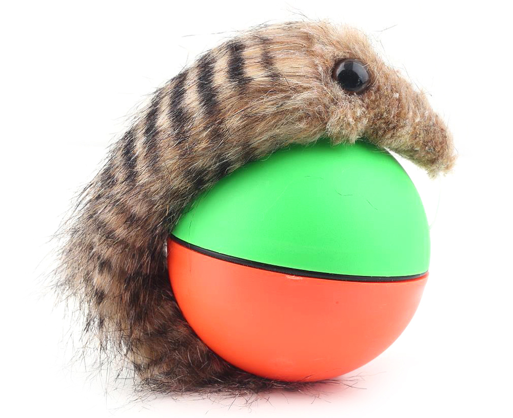 Creative Beaver Ball Bath Electric Shower Game Toy for Child