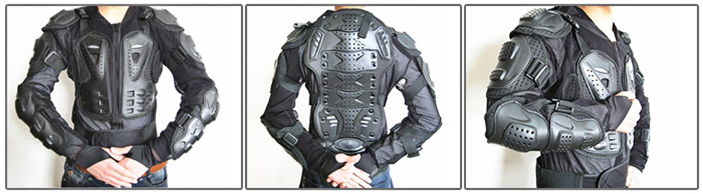 BC201 Motorcycle Racing Protective Jacket Body Gear Jersey Armor Outdoor Sports Equipment