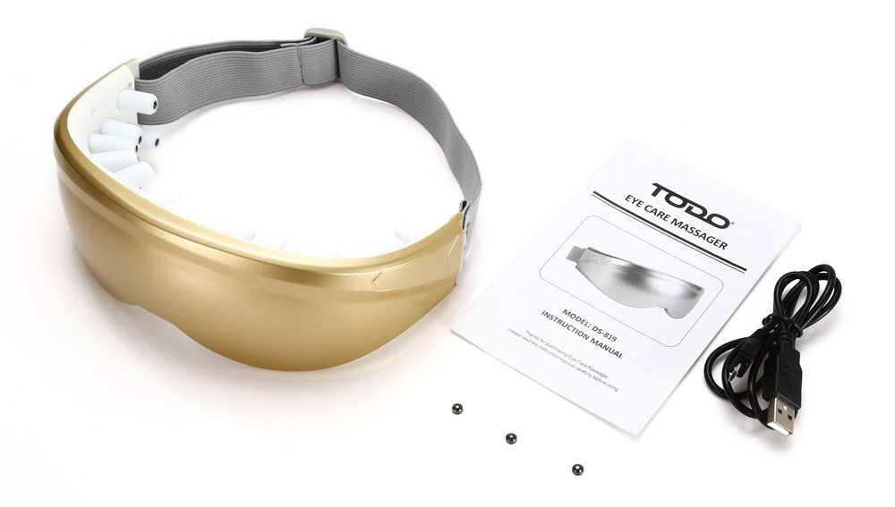 TODO DS - 819 Electric Eye Massager