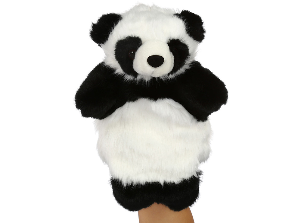 Animal Fluffy Glove Hand Puppet Soft Toy