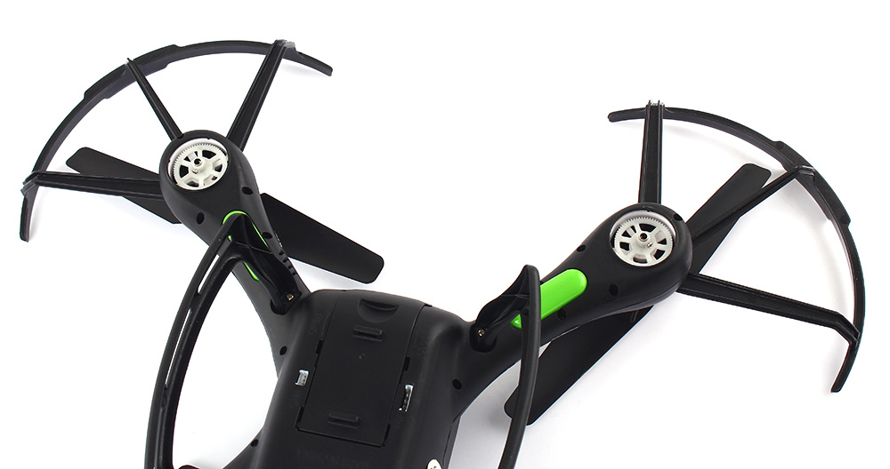 Helicute H805 X - drone Scout 6 Axis Gyro 4CH 2.4G RC Quadcopter with 3D Flips Rolls for RC Enthusiasts