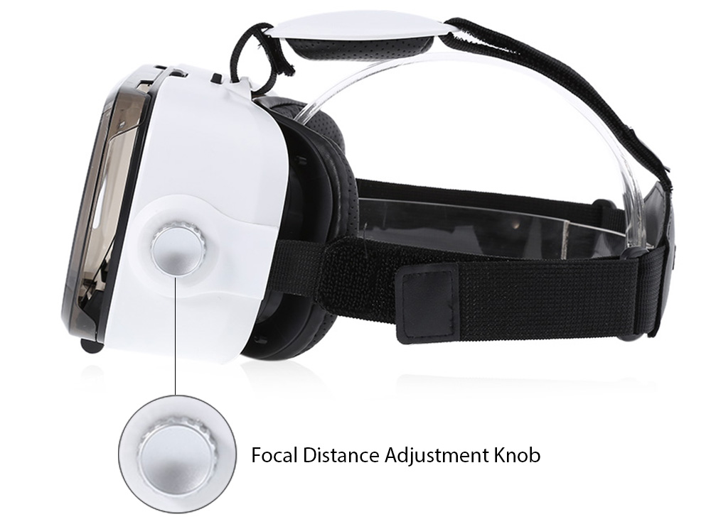 Xiaozhai Z4 Mini VR 3D Glasses Virtual Reality Headset Private Theater Game Video for 4.7 - 6.2 inch Smartphone