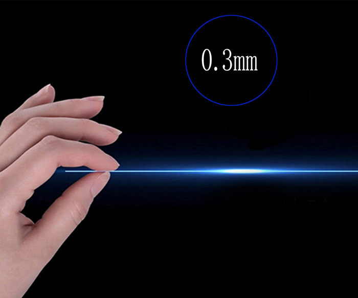 Tempered Glass Screen Protective Film for Leagoo Shark 1 0.3mm 2.5D 9H Explosion-proof Membrane