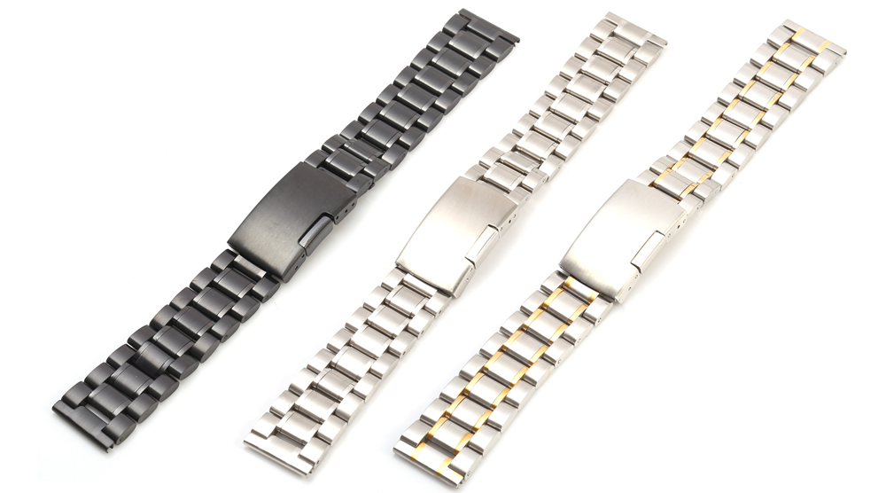 Stainless Steel Watch Band with Repiring Tools