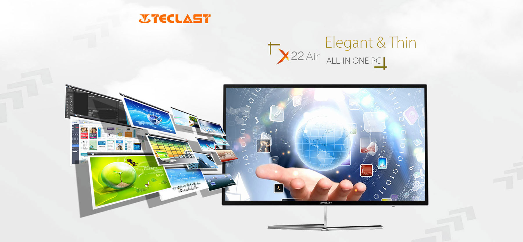 Teclast X22 Air 21.5 pollici All In One PC