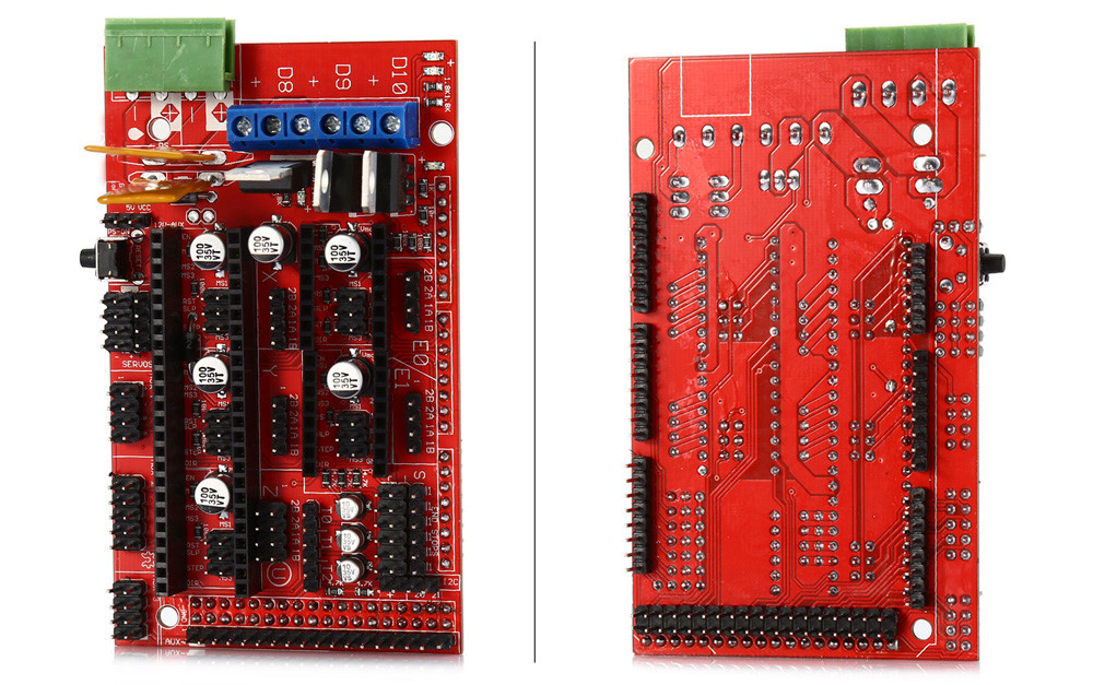 RAMPS 1.4 Printing Control Board for DIY Projects