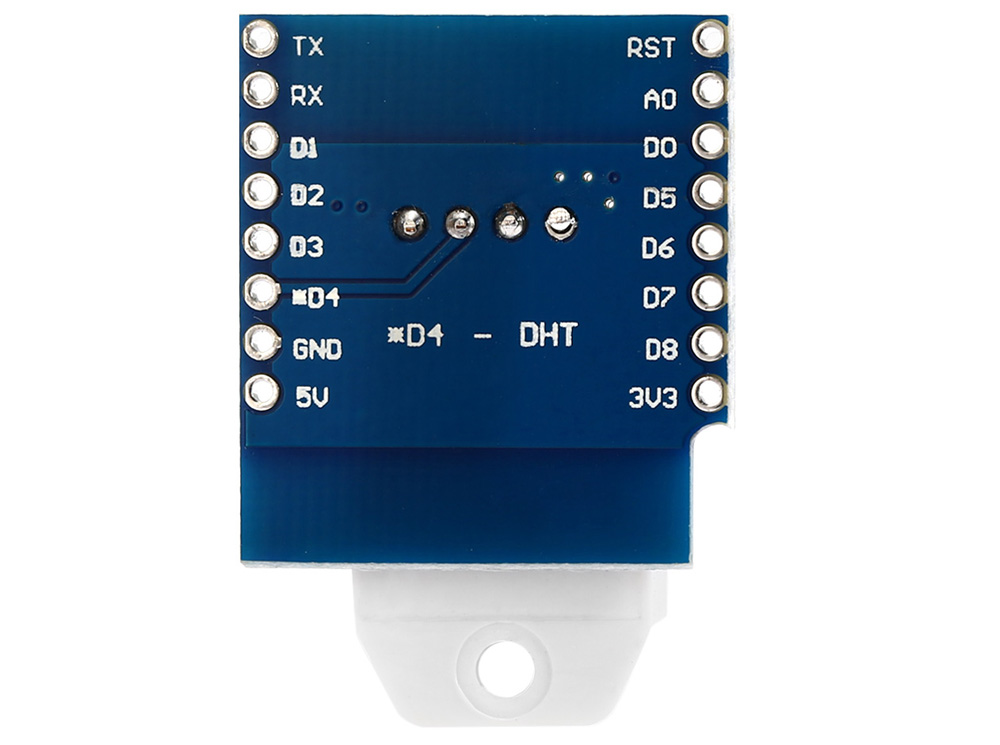 DHT22 SingleBus Digital Temperature Humidity Sensor Shield for WeMos D1 Mini