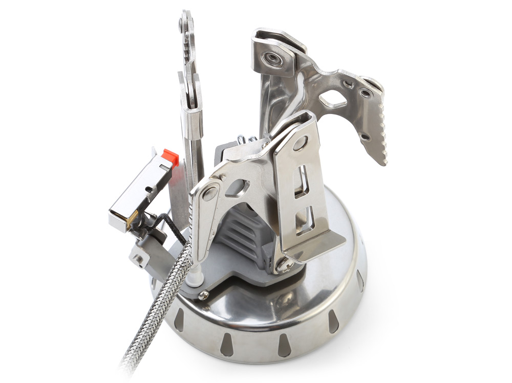 Fire - Maple Hard Rock Stainless Steel Burner Camping Remote Gas Stove