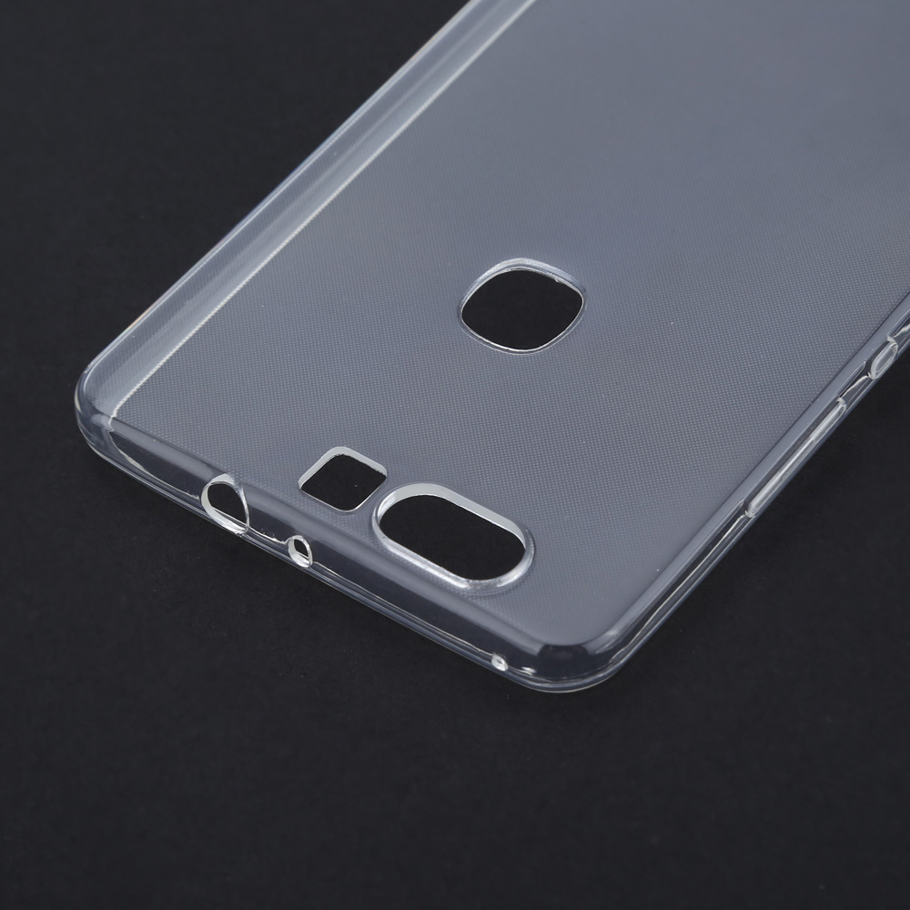 ASLING Transparent TPU Soft Case for Huawei Honor 8V Ultra Thin Phone Protector