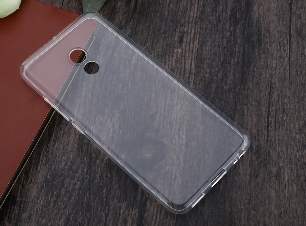 ASLING Transparent TPU Soft Case for MEIZU Pro 6 Ultra Thin Phone Protector