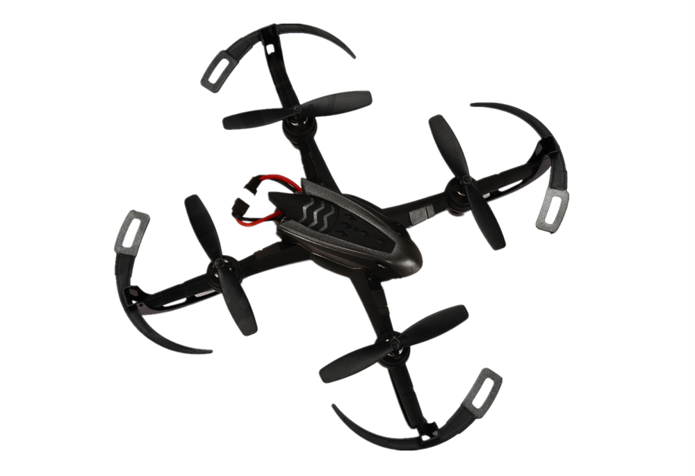 i Drone i4W 2.4GHz 4CH 6 Axis Gyro RC Quadcopter FPV with 30W HD Camera WiFi Real-time Transmission Compass Mode