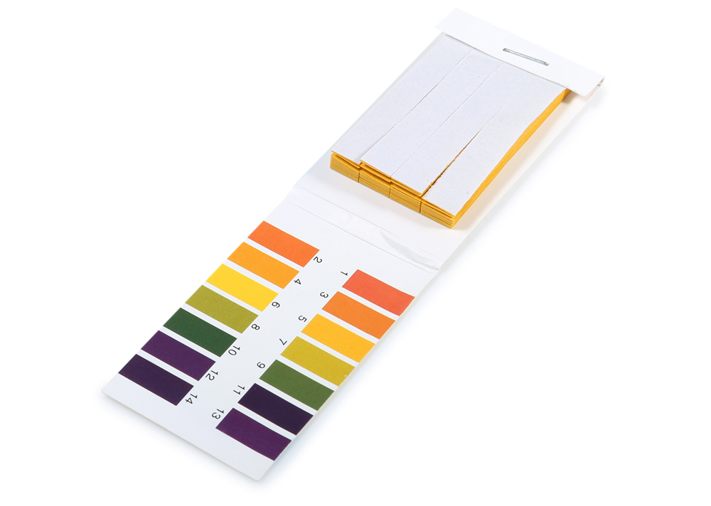 Full Range 1 - 14 pH Test Paper Litmus Strips Tester