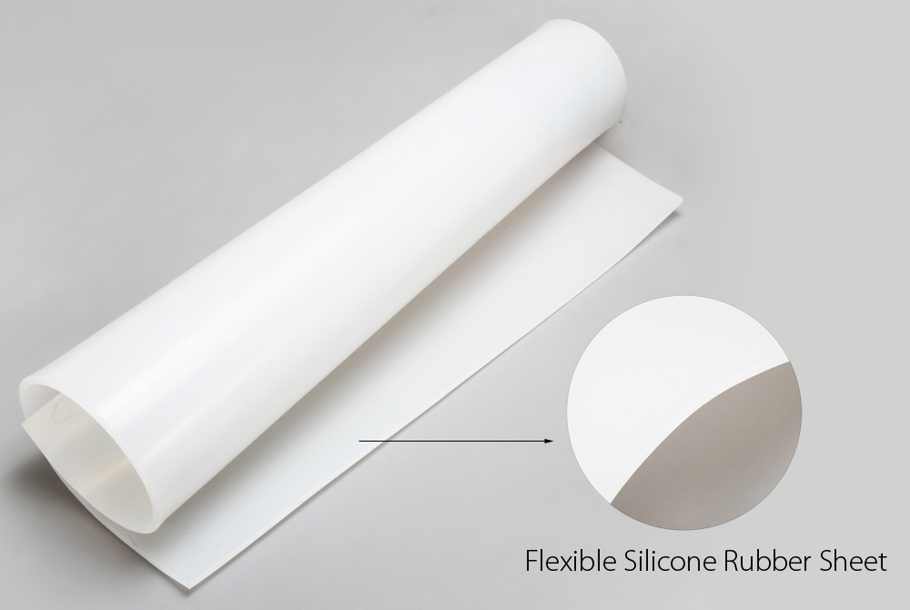 High-temperature Resistance Silicon Rubber Plate 2mm Thickness