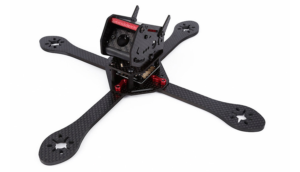 GEPRC GB225 225mm Mini 225mm Wheelbase Racing Drone with Power Distribution Board
