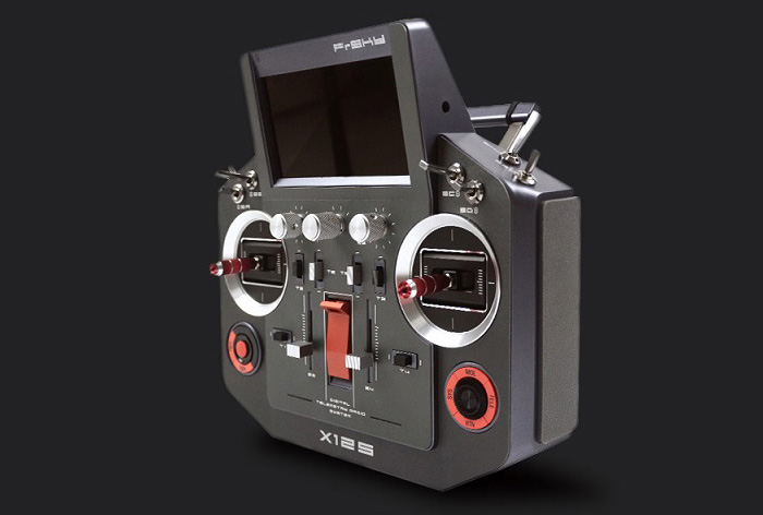 FrSky Horus X12S 2.4GHz 16CH Transmitter with Built-in 6-axis GPS Module