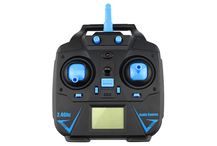 Original JJRC 2.4G Transmitter with LED Monitor Accessory for H31 RC Quadcopter Drone