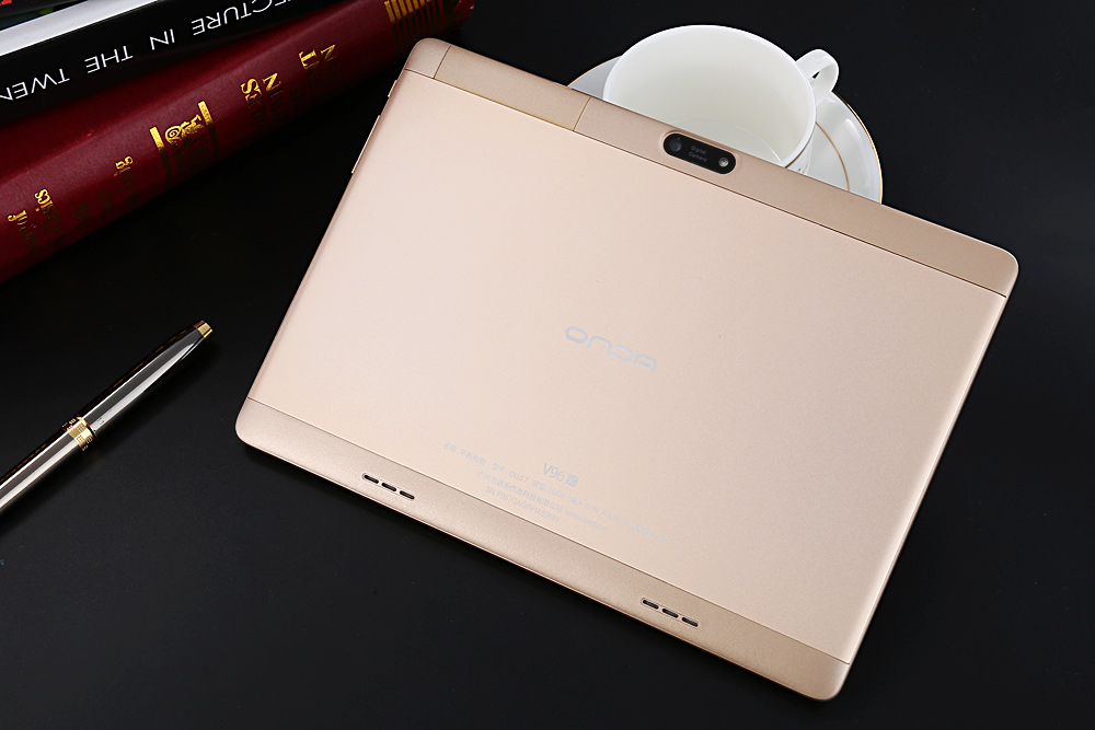 Onda V96 3G 9.6 inch Android 4.4 Phone Tablet PC MTK6582 Quad Core 1.3GHz IPS Screen 1GB RAM 16GB ROM Bluetooth 4.0