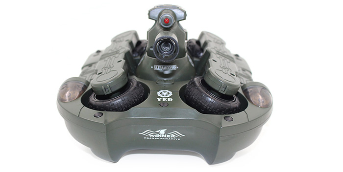 YED 24883 Tanque RC