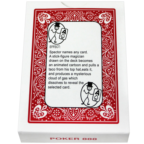 Magical Poker Cards Magic Props Classical Toy