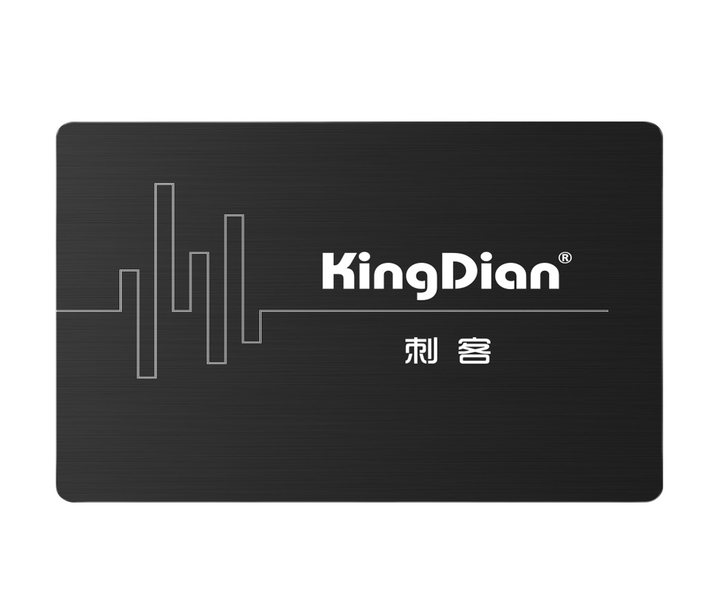 Original KingDian S280-120GB Solid State Drive SATA3 Hard Disk for Laptop Desktop