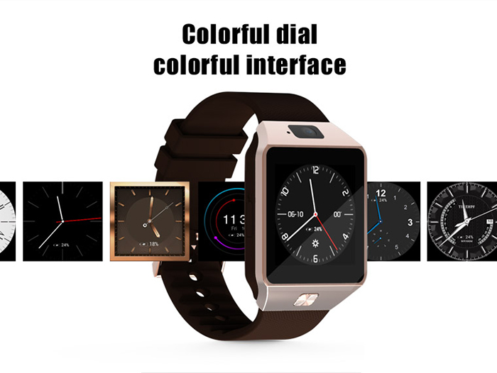 Tenfifteen QW09 Android 4.4 1.54 inch 3G Smartwatch Phone MTK6572 1.2GHz Dual Core 512MB RAM 4GB ROM Pedometer Bluetooth 4.0