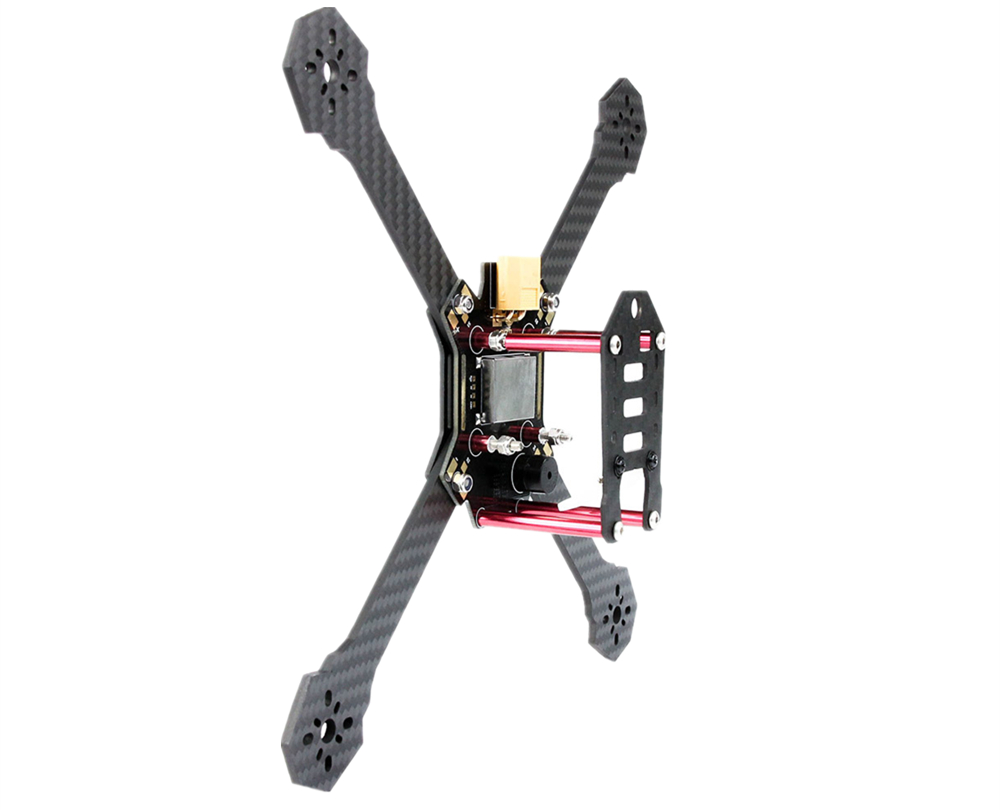 EMAX Nighthawk - X4 175mm Carbon Fiber X Frame Kit Quadcopter Spare Part with PDB