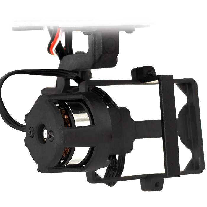 Ideafly 2 Axis Brushless Gimbal for GoPro 3 / 4 / SJ4000 / SJ6000 / SJ7000 Camera