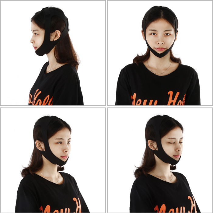 HJM0003 Anti Snore Chin Strap for Men Women Care Sleep Products