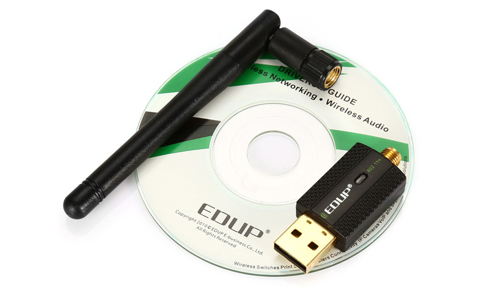 EDUP EP - NS1581 300Mbps Wireless Networking Adapter USB WiFi