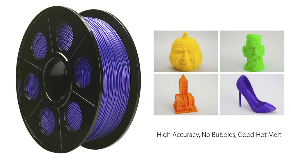 K - Camel 1.75mm PLA 3D Printing Filament Material 400m for DIY Project