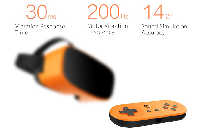 Pico Neo DK Split Type Android 6.0 All-in-one VR Qualcomm Snapdragon 820 Quad-core 2K 102 FOV Immersive 3D Virtual Reality Headset with Gamepad