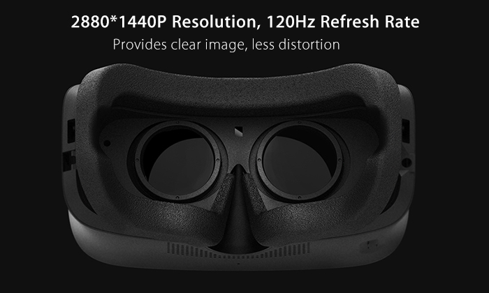 3 Glasses S1 VR Virtual Reality 3D Headsets for PC 110 Degrees FOV 120Hz Refresh Rate